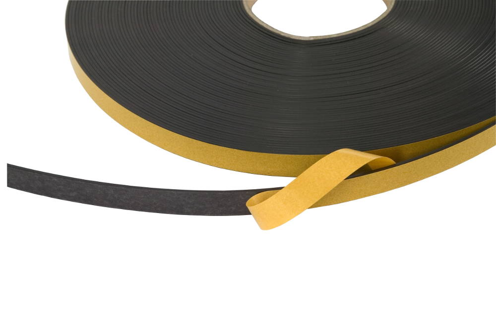 12.7mm Standard Adhesive Magnetic Tape