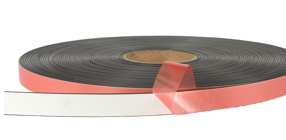 12.7mm Foam Adhesive Magnetic Tape