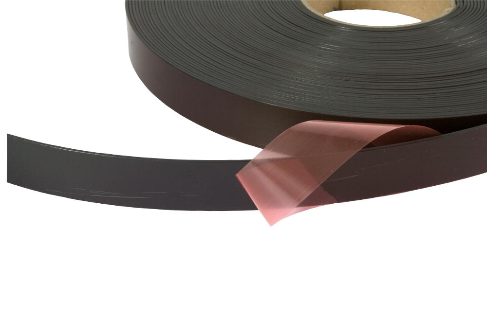 25.4mm Premium Adhesive Magnetic Tape