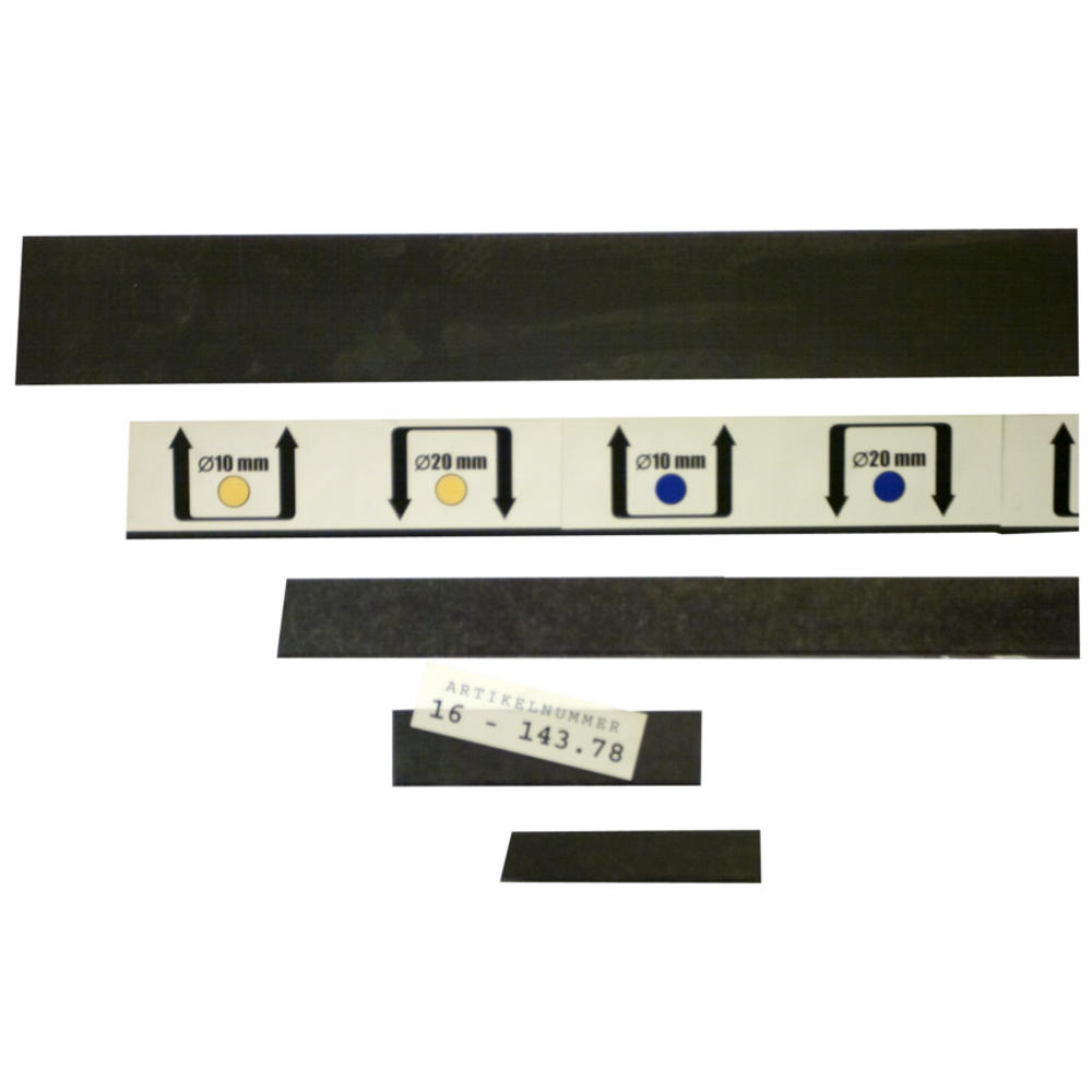 Magnetic Display Strips