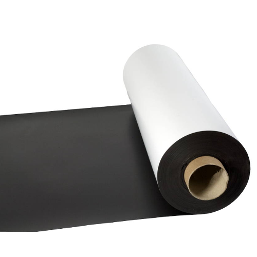 White Vinyl Magnetic Sheets
