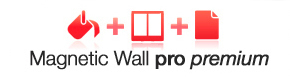 Magnetic Wall Pro Premium