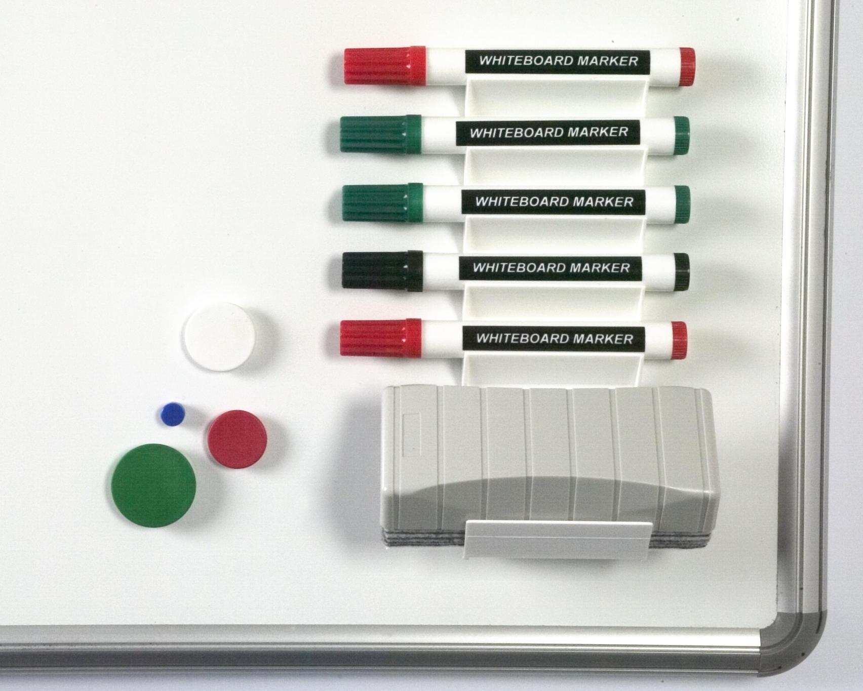 Magnetic Horizontal Pen Holder (6-Pens)