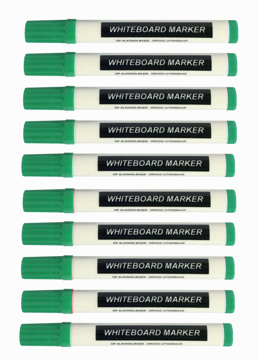 Green Whiteboard Markers